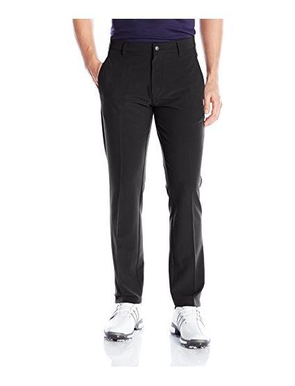 adidas Golf Men Adi Ultimate 3 Stripe Pants Black Size 32 32