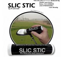 JP Lann Golf Slic Stick AntiSlice AntiHook Compound for Clubs