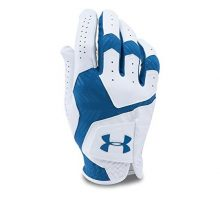 Under Armour Men CoolSwitch Golf Glove White Squadron Left Medium Large