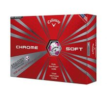 Callaway 2017 Chrome Soft Golf Balls