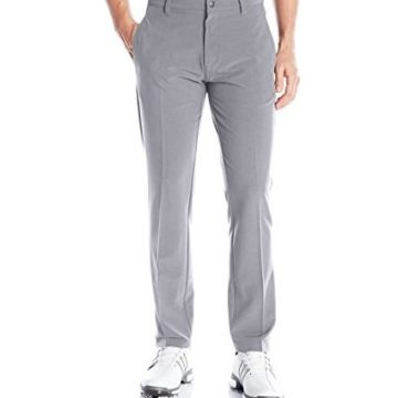 adidas Golf Men Adi Ultimate 3 Stripe Pants Mid Grey Size 32 30