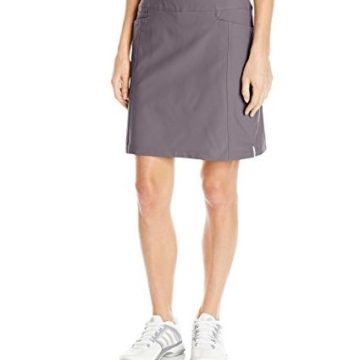 adidas Golf Women Ultimate Adistar Skort Trace Grey Large