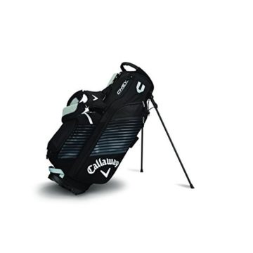 Callaway Golf Chev Stand Bag Stand   Carry Golf Bag 2017 Chev Black Silver White