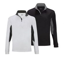 Forgan 2 Pack ST Andrews Men Golf Pullover 1 4 Zip Top M