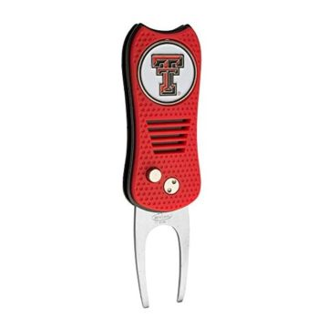 NCAA Texas Tech Red Raiders Switchfix Divot Tool
