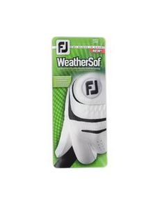 NEW FootJoy WeatherSof Men Golf Glove