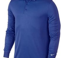 Nike Victory Long Sleeve PoloXLargeGame Royal