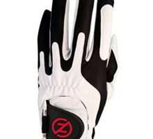 Zero Friction Men Golf Glove Left Hand One Size White