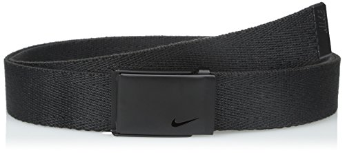 Nike Women Tech Essentials Single Web Belt Black One Size