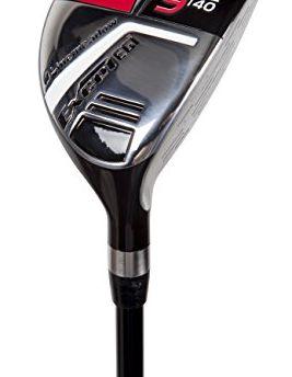 Pinemeadow Golf Men Excel EGI Hybrid Club Graphite 40Degree 9 Regular Right Hand