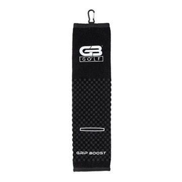GB TriFold Golf Bag Towel w  Washing Pocket