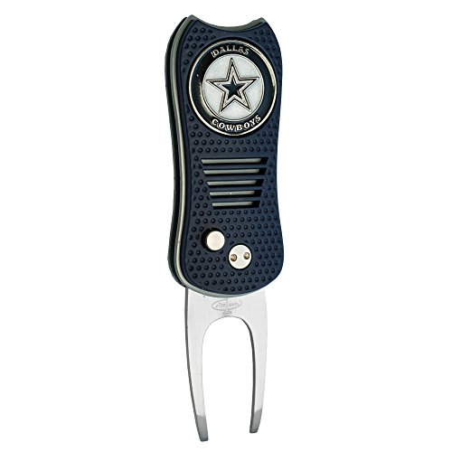 NFL Dallas Cowboys Switchfix Divot Tool