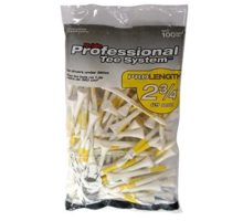 Pride Professional Tee System ProLength Tee 23 4Inch 100 Count