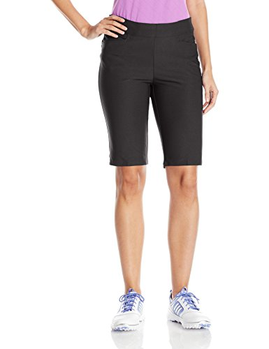 adidas Golf Women Ultimate Adistar Bermuda Shorts Black Medium
