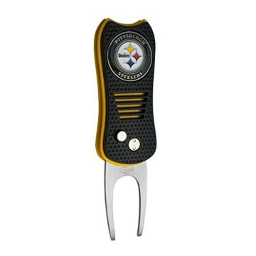 NFL Pittsburgh Steelers Switchfix Divot Tool