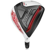 TaylorMade Men AeroBurner Fairway Wood Right Hand Stiff 3