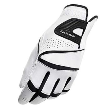 TaylorMade TM15 Stratus Sport Gloves  Left Hand Medium Large White