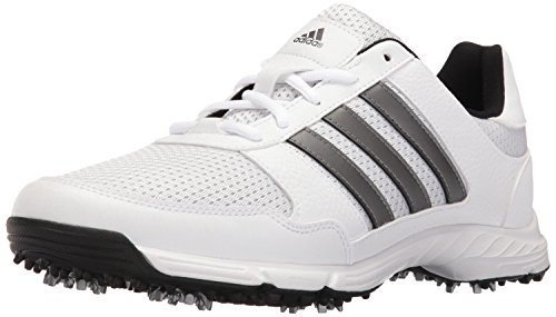 adidas Men Tech Response Golf Shoe White 14 W US