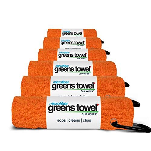Greens Towel