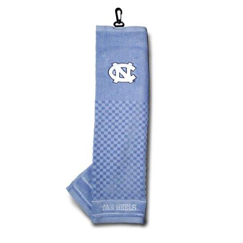 NCAA North Carolina Tar Heels Embroidered Golf Towel