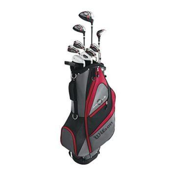 Wilson Men Profile XD Golf Complete Set Long Men Right Hand