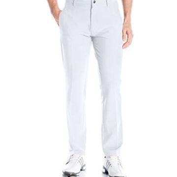 adidas Golf Men Adi Ultimate 3 Stripe Pants White Size 32 32