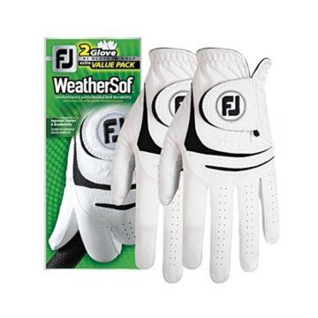 New 2017 FootJoy WeatherSof Mens Golf Gloves