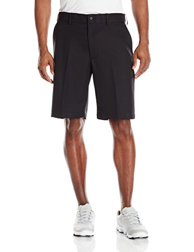 PGA TOUR Men Expandable Flat Front Short Caviar 36
