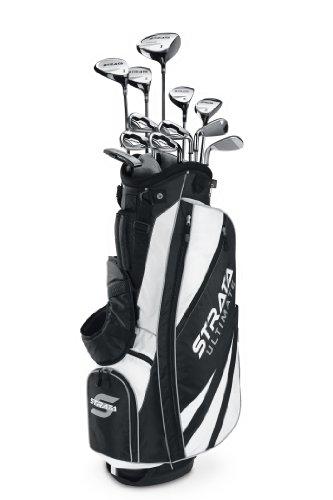 Callaway Men Strata Ultimate Complete Golf Set