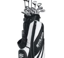 Callaway Men Strata Ultimate Complete Golf Set