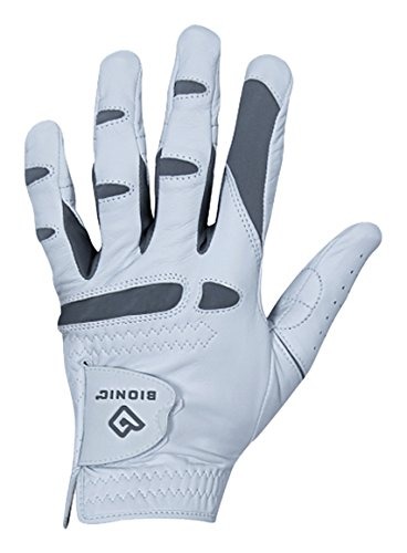 Bionic Gloves – Men's PerformanceGrip Pro Premium Golf Glove made from Long Lasting Genuine Cabretta Leather