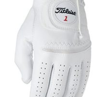 Titleist Perma Soft Golf Glove Mens Reg LH Pearl White(Medium Worn on Left Hand)