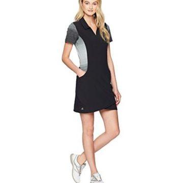 adidas Golf Women Rangewear Dress Medium Black