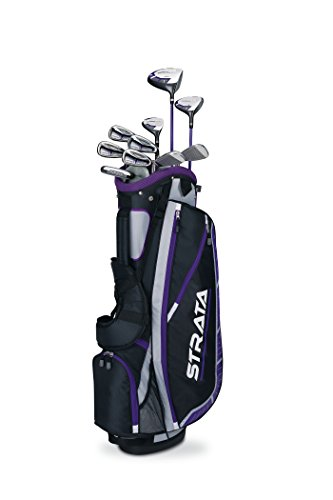 Callaway Women Strata Plus Complete Golf Set