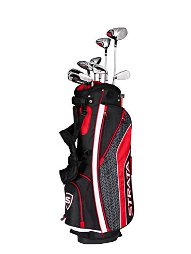 Callaway Golf 2019 Men Strata Tour Complete 16 Piece Package Set