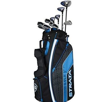 Callaway Golf 2019 Men Strata Ultimate Complete 16 Piece Package Set