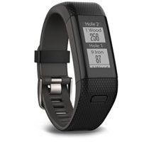 Garmin Approach X40 GPS Golf Band and Activity Tracker with Heart Rate Monitoring Black