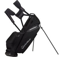 TaylorMade FlexTech Lite Golf Bag Black