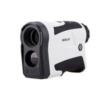 BOBLOV 650Yards Golf Rangefinder with Pinsensor Distance Speed Measurement Range Finder + 1M Precision Support Vibration on Off and USB Charging Flag Lock