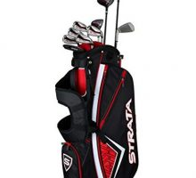 Callaway Golf 2019 Men Strata Plus Complete 14 Piece Package Set