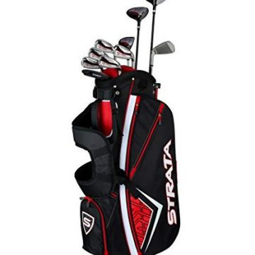Callaway Golf 2019 Men Strata Plus Complete 14 Piece Package Set