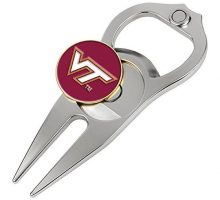 NCAA Virginia Tech Hokies  Hat Trick Divot Tool