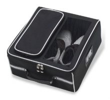 Picnic at Ascot Golf Trunk Organizer  Black