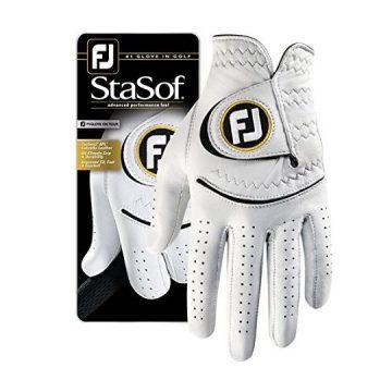 New Improved 2018 FootJoy StaSof Golf Gloves Men & Women Sizes  1 Glove on Tour