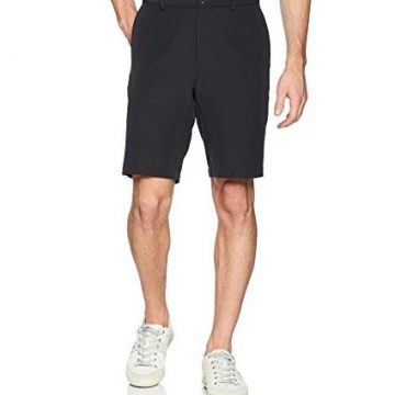 NIKE Men Flex Hybrid Golf Shorts Black Black Size 36