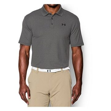 Under Armour Men Performance Polo Carbon Heather