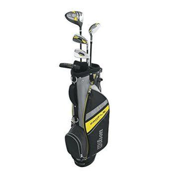 Wilson Unisex Profile Kid Golf Set Medium Right Hand