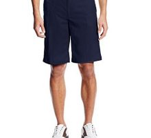 IZOD Men Classic Fit Golf Short Midnight 29W