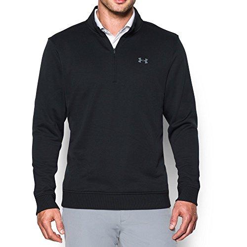 Under Armour Storm SweaterFleece ¼ Zip Black
