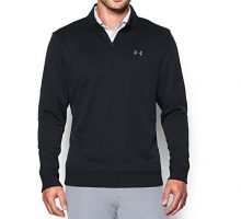Under Armour Storm SweaterFleece ¼ Zip Black